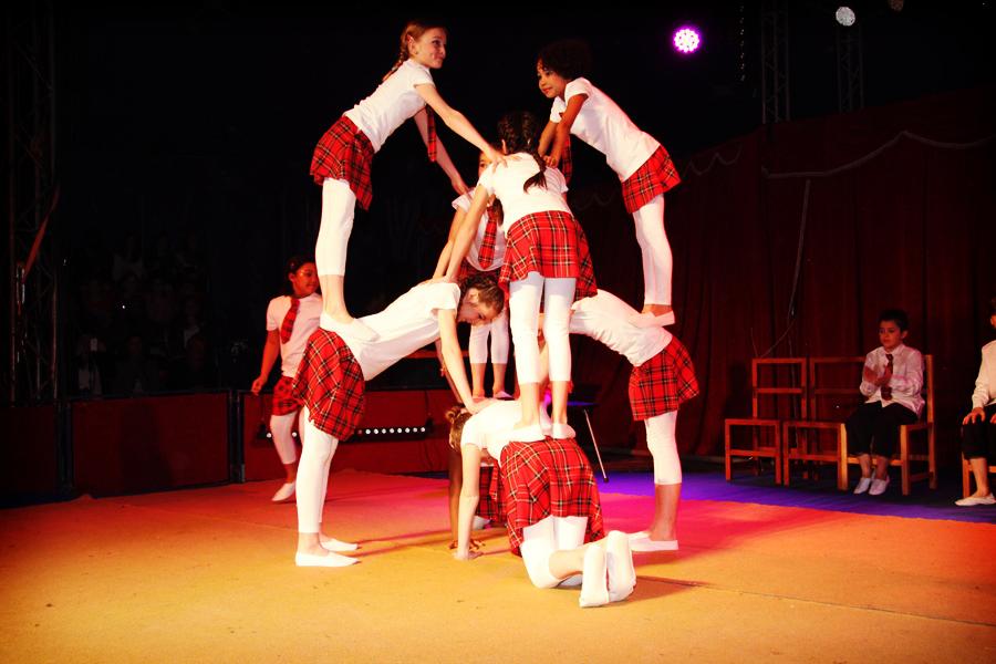 école de cirque de Lausanne